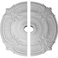 two piece ceiling medallions ceiling medallions shop diy
