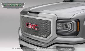 Amazon.com: T-Rex 54213 Upper Class Series Polished Grille GMC ...