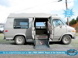 1992 Chevrolet Chevy Van 20 Used Cars