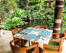 100 Uma Como Bali Comoumaubudbalikemirirestaurantbreakfastsetting Fly Stay Luxe