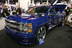 100 Chevy Truck 2014 Custom Chevrolet Silverado And GMC Sierra Trucks At SEMA 2013