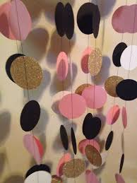 Pink White And Gold Birthday Decorations by Best 25 Lingerie Shower Decorations Ideas On Pinterest L