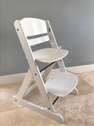 Adjustable White Wooden High Chair | In Ipswich, Suffolk | Gumtree 2019 Soild Wood Baby High Chair Seat Adjustable Portable Abiie Beyond Wooden With Tray The Ba 2day Mamas And Papas In Al4 Albans For Costway Height With Removeable Brassex Back Office Leggett And Platt Recliner Living Room Affordable Chairs Antique Obaby Cube Highchair Amazoncom Sepnine Solid Wood Multi Adjustable High Chair N11 Ldon Fr 3500 Tripp Trapp Natural Price Ruced Babies Kids