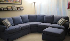 Cindy Crawford Furniture Sofa by Sofa Wonderful Navy Blue Leather Sectional Sofa 91 In Cindy