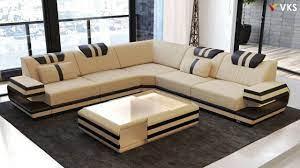 104 Designer Sofa Designs Modern Set Interior Design Ideas Living Room Corner Design U Shaped Design Youtube