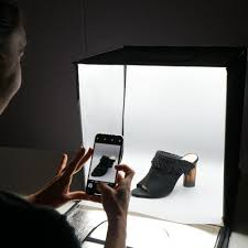 100 Studio Tent Hypop STUDIO BUDDY 16 Inch Foldable Product Photography LED Lighting Box