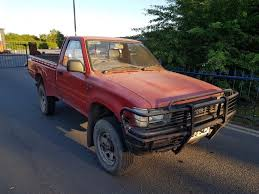 1990 G Reg Toyota Hilux 4x4 Pick Up Truck Single Cab 2.3 Petrol Yes ... Rare Blue 1988 Toyota Pickup Extra Cab Auto 4wd Very Clean 4cyl Heres Exactly What It Cost To Buy And Repair An Old Truck For Sale Lifted 1990 Classic Car Fort Worth Tx 76190 G Reg Toyota Hilux 4x4 Pick Up Truck Single Cab 23 Petrol Yes For Stkr9530 Augator Sacramento Ca Hiace Pictures Top Of The Line Tacoma Crew Trucks Capsule Review 1992 Truth About Cars Hilux Pick Up 2500cc Diesel Manual