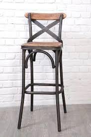 chaise industrielle maison du monde maison du monde tabouret de bar attachant chaise de bar industriel
