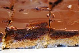 snickers blechkuchen rezept