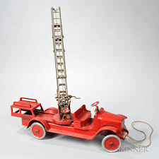 Buddy L Aerial Fire Engine Truck | Sale Number 3038B, Lot Number 626 ... Buddy L Toms Delivery Truck Stock Photo 81945526 Alamy 15 Dump Rare Buddyl Gravel Truck For Sale Sold Antique Toys Toy 15811995 1960s Youtube Dump 1 Listing Artifact Of The Month Museum Collections Blog Vintage Toy Trucks Value Guide And Appraisals By Circa 1940 S Old Childs 1907493 Emergency Auto Wrecker Tow Witherells Auction House Scoop N All Metal Orignal Blue Harmeyer Appraisal Co