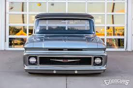 100 1966 Chevy Truck Unruly Randy Marstons 66 C10 Goodguys Hot News