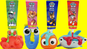 finding dory toys for bath time toy learn colors with finger paint