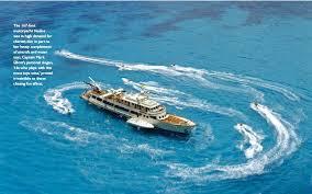nadine yacht sinking plane crash pressreader yachts international 2014 06 01 mayday in the med