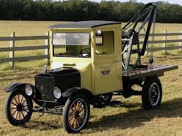 100 Ford Tow Truck 1926 Model TT