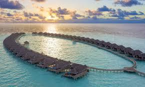 100 Kihavah Villas Maldives Anantara Tahiti Legends