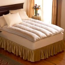feather mattress toppers mattress pads toppers bed bath