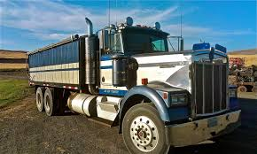 KW Grain Truck | Wheat Trucks | Pinterest | Heavy Truck, Tractor And ...