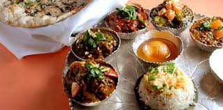 different types of cuisines in the popular traditional indian food dishes