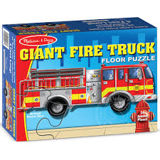 Melissa & Doug Giant Fire Truck Floor Puzzle 24pcs - Squirt's Toys ... Fire Brigade Large Action Series Brands Fun Toy Trucks For Kids From Wooden Or Plastic Toys That Spray New Engine Dedication Ceremony Saturday March 5 2016 Truck Shoots Balls Wwwtopsimagescom Ladder Amishmade Amishtoyboxcom Amazoncom Paw Patrol Ultimate Rescue With Extendable Tonka Mighty Motorized Games Melissa Doug Giant Floor Puzzle 24pcs Squirts Mini Products Extra Hubley Late 1920s Antique Engines
