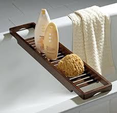 Teak Bathtub Caddy Canada by Bathtub Pole Shelves Tray Ikea Lawratchet Com