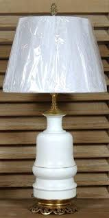 Antique Hurricane Lamp Globes by Antique Milk Glass Lamps U2013 Keepupdated Co