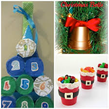 K Cup Christmas Decorations