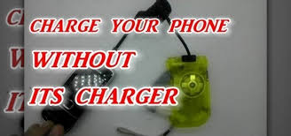 How to Charge Your Phone Without Its Charger  Hacks Mods
