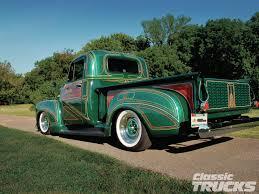 1951 Chevy Pickup - Paneled Pickup - Hot Rod Network
