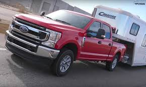 100 Mpg For Trucks 2020 D F250 73L V8 Towing And Unloaded RealWorld