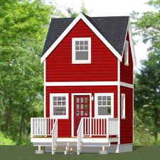 12x12 Shed Plans Pdf by 12x12 Tiny House 12x12h3 267 Sq Ft Excellent Floor Plans