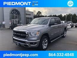 100 Used Trucks Anderson Sc New 2019 Ram 1500 For Sale In SC VIN 1C6SRFFT5KN739994