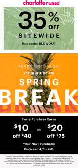 Charlotte Russe Coupons - $10 Off $40 & More On Followup 25 Off Lmb Promo Codes Top 2019 Coupons Promocodewatch Citrix Promo Code Charlotte Russe Online Coupon Russe Code June 2013 Printable Online For Charlotte Simple Dessert Ideas 5 Off 30 Today At Relibeauty 2015 Coupon Razer Codes December 2018 Naughty Coupons Him Fding A That Actually Works Best Latest And Discount Wilson Leather Holiday Gas Station Free Coffee Edreams Multi City
