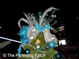 Christmas Tree Toppers Ideas by Christmas Tree Topper Ideas Day 20 Of 25 Days Of Christmas