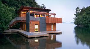 100 Boathouse Architecture Muskoka Christopher Simmonds Architect