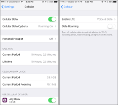 How to Monitor and Reduce Your Data Usage on the iPhone