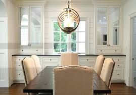 Dining Room Built In Cabinets Design Ideas Table With