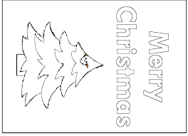 Modest Design Christmas Cards To Color Billy Bear S Print