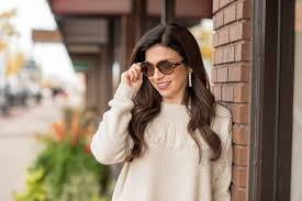 Oliver Peoples Sunglasses Cupcakes And Cashmere Fringe Sweater