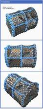 Decorative Lobster Traps Large by Stainless Steel Lobster Trap Hexagonal Benificial Crab Pot Fish