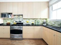 glazed subway tile backsplash kitchen glass kitchen tiles tile