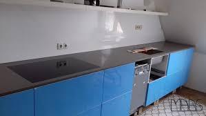 mannheim ikea küche mit caesarstone arbeitsplatten