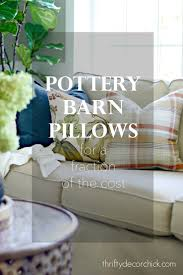 Pottery Barn Throw Pillow Inserts by Five Ikea Favorites For Under 10 From Thrifty Decor