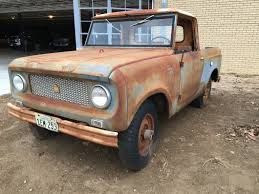 1962 International Harvester Scout 80 Pickup Style Truck (Rare ... 1953 Intertional Pickup For Sale Intertional Mxt At The Sylvan Truck Ranch Youtube Harvester Aseries Wikiwand Classics For Sale On Autotrader The Classic Truck Buyers Guide Drive Autolirate 1960 B100 Just Listed 1964 1200 Cseries Trucks 1948 Kb2 1973 4x4 Crewcab Restomod For