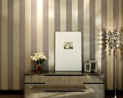 fabric wallpaper free shipping grey striped wallpaper paper roll