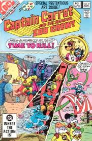 Captain Carrot And His Amazing Zoo Crew Vol 1 9
