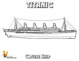 New Titanic Coloring Pages 65 On Print With