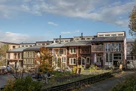 100 Architecture Houses Experimental Housing At Svartlamon 2017 Experimental Cities