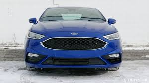 2017 ford fusion sport review blue oval q ship cancels mid size