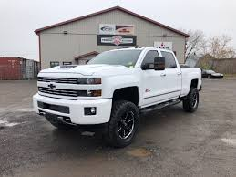 Used 2018 Chevrolet SILVERADO 3500HD For Sale | Belleville ON