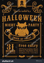 Halloween Tombstone Names Scary by Infographic Halloweenofh Halloween Party Event Flyer Template
